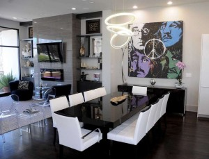 Dream home becomes a showcase for art collection