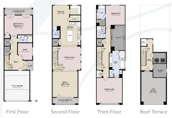 3908 Floyd Floor plan