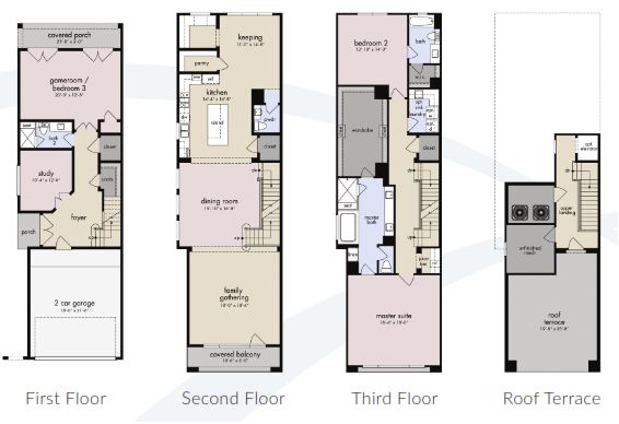 3910 Floyd Floor Plan